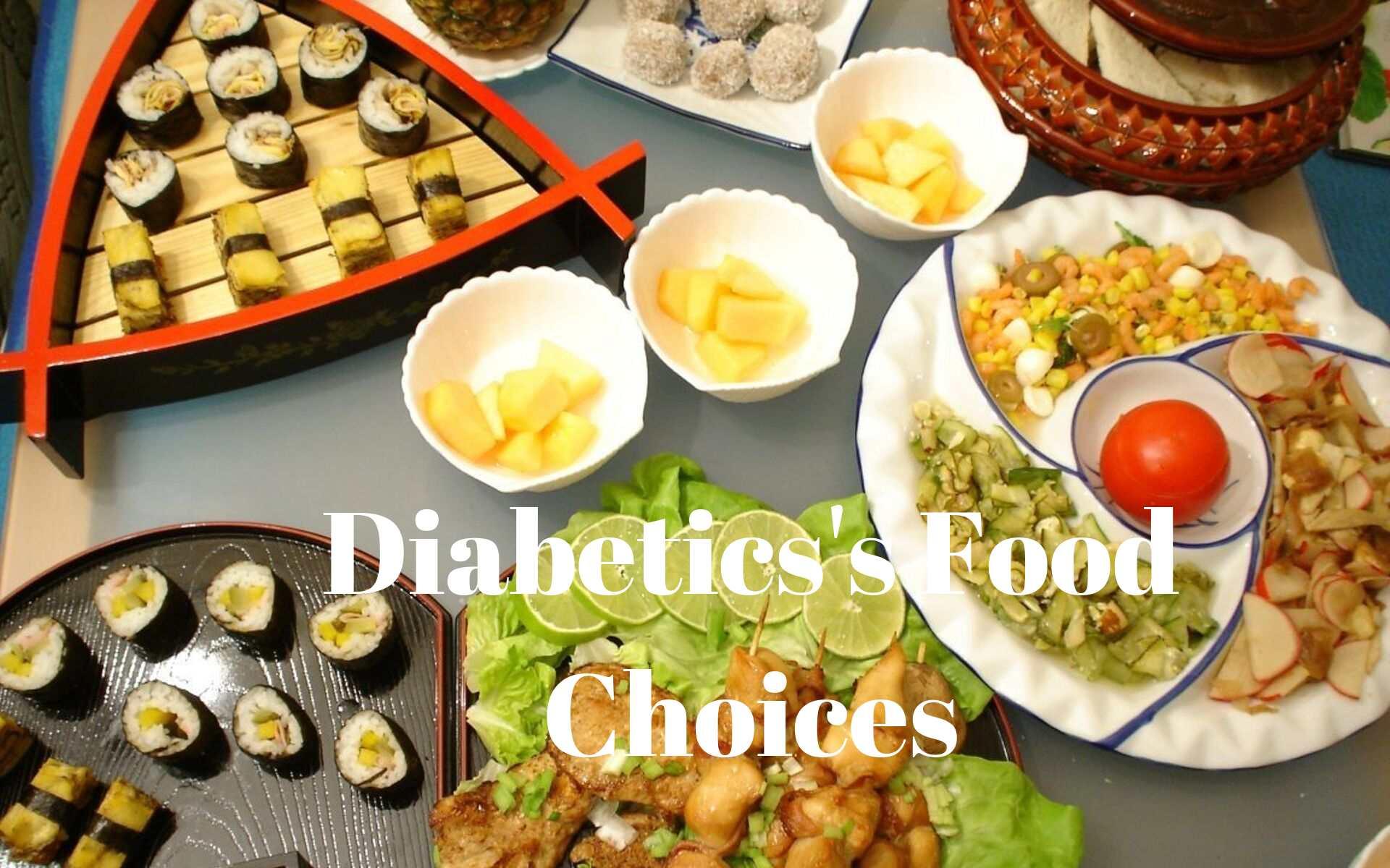food options for diabetics