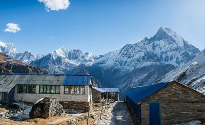 ANNAPURNAvillage
