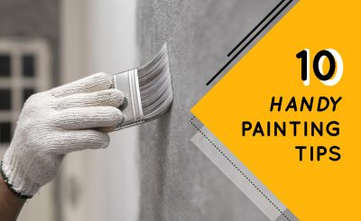 10 HANDY PAINTING TIPS - Paint Works London