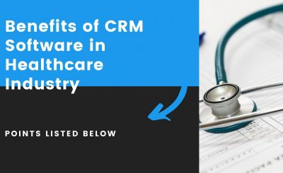 HealthCare CRM Software