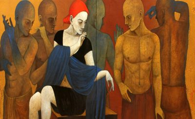 How to Buy Asit Kumar Patnayak paintings online