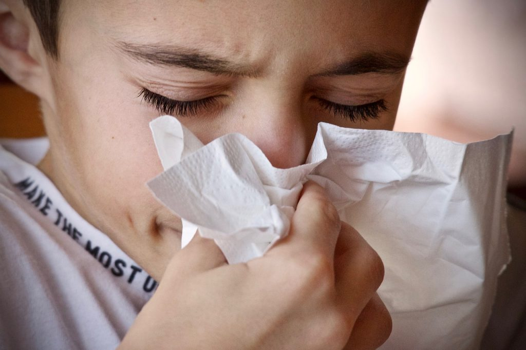 Why do we get a cold?
