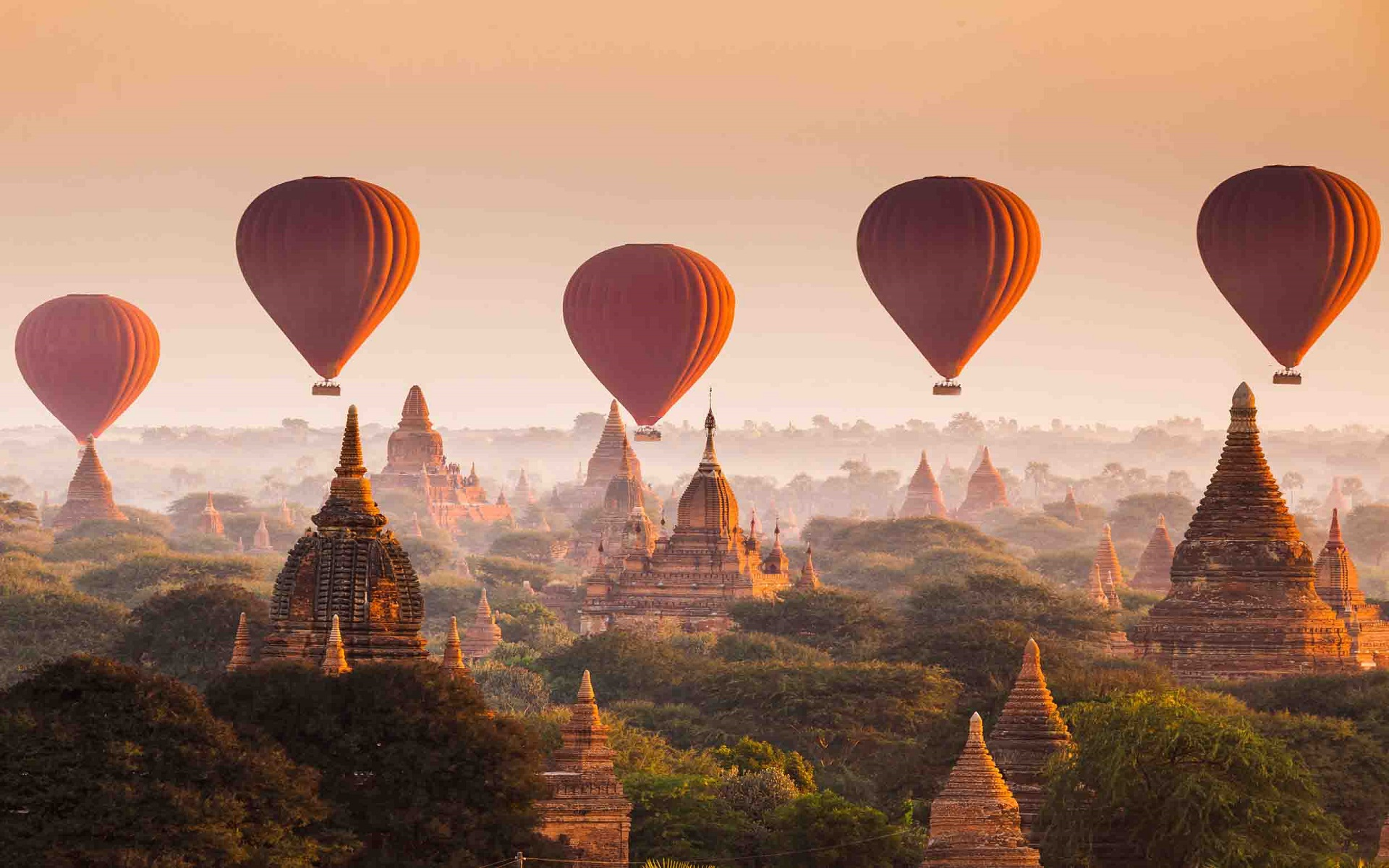 myanmar holiday tour packages