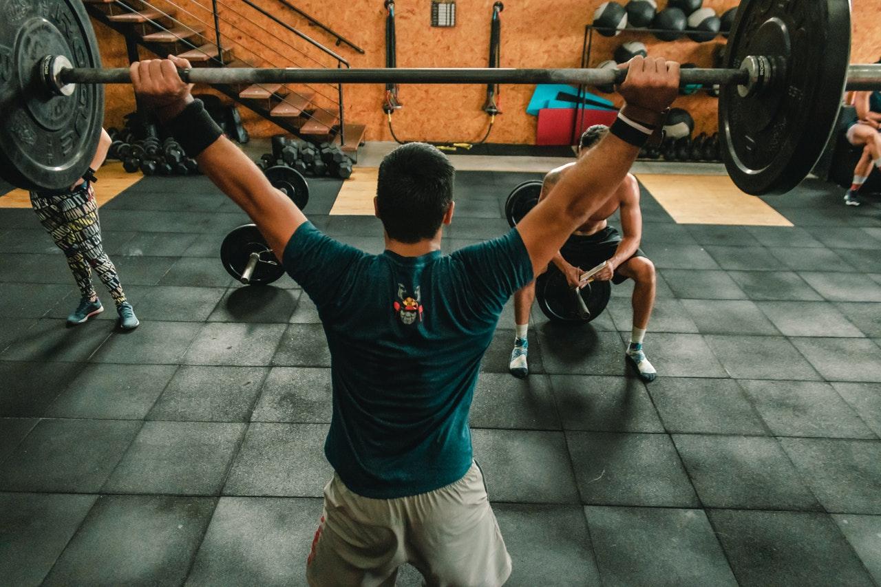 public gym