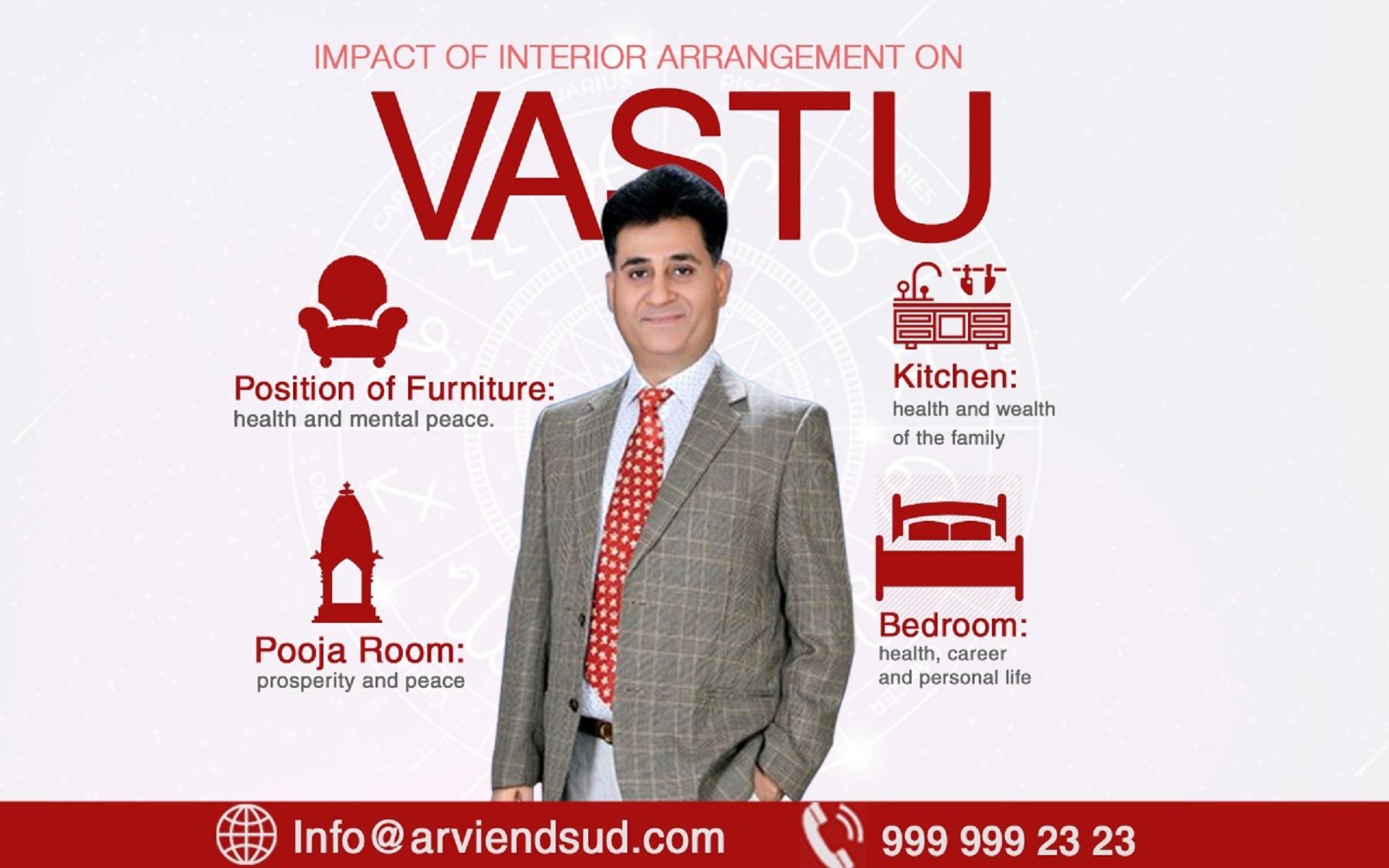 Dr. Arvind Sud, An Impeccable Vastu Consultant
