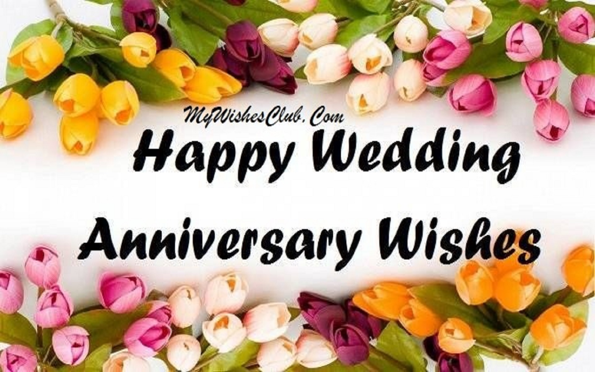 wedding aniversary