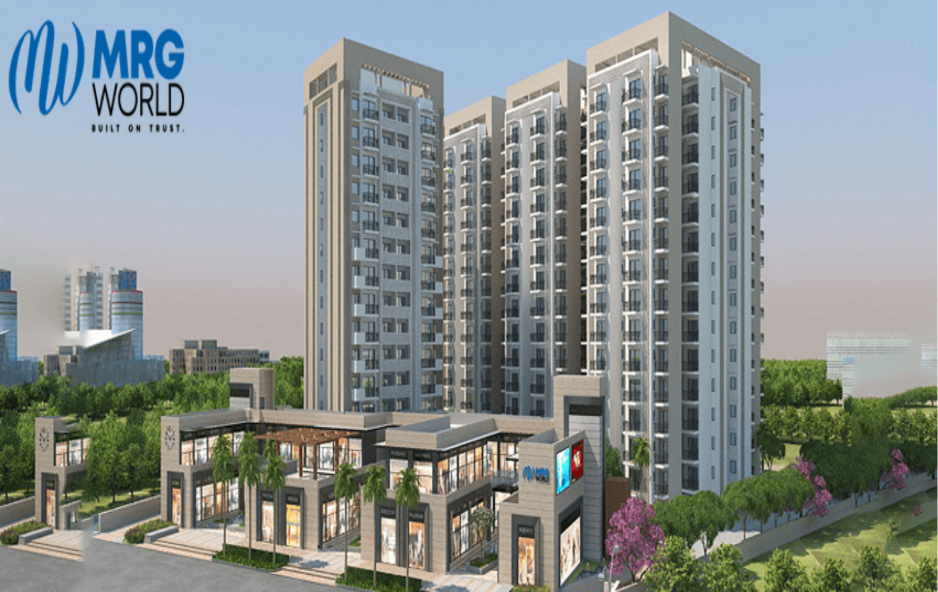 mrg world ultimus sector 90 gurgaon