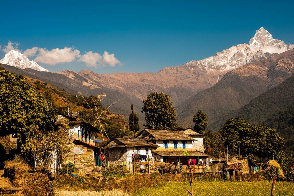 Mardi Himal Base Camp Trek