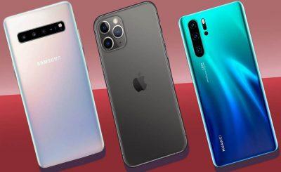 top 5000 mah btry smartphones
