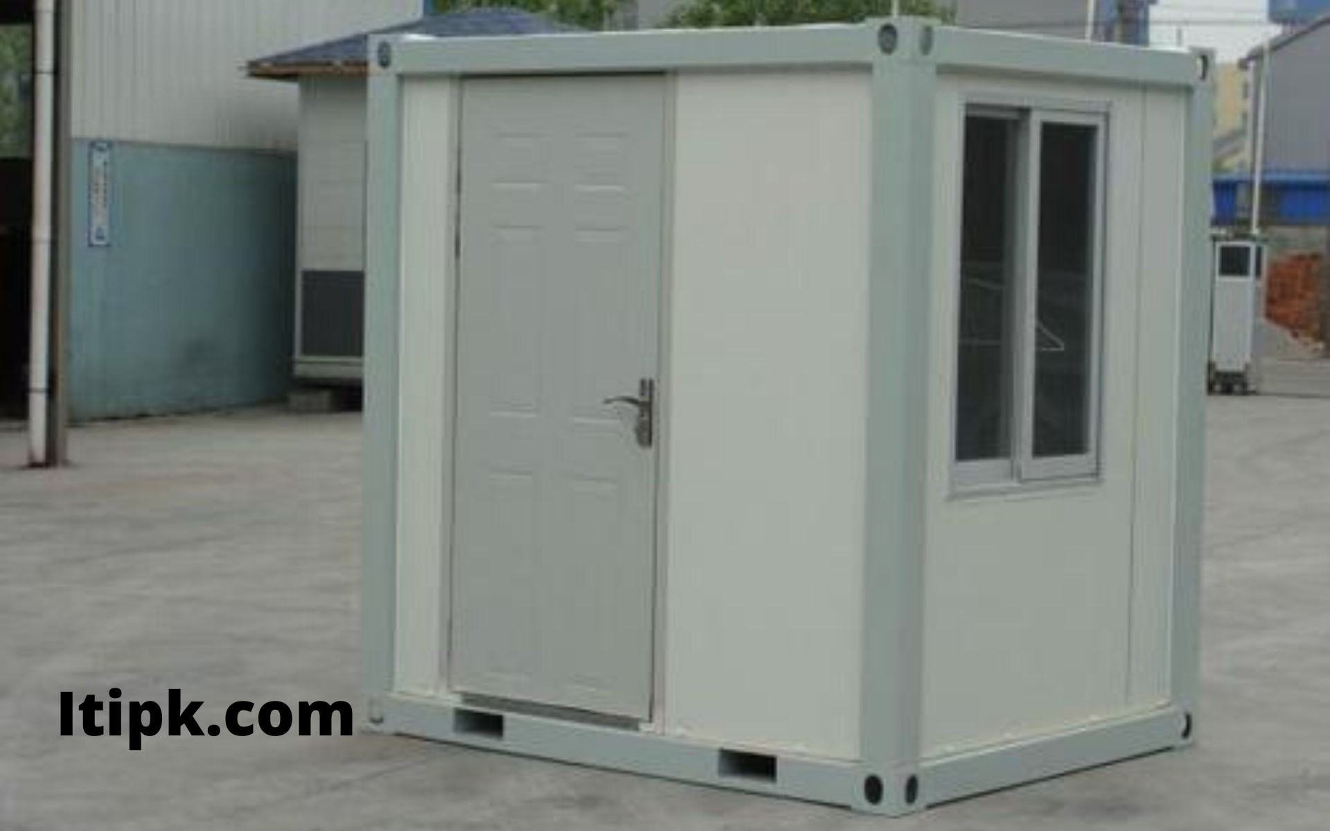 Security Guard Room