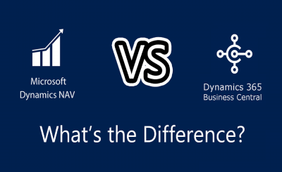 Dynamics NAV Vs Dynamics 365 Business Central