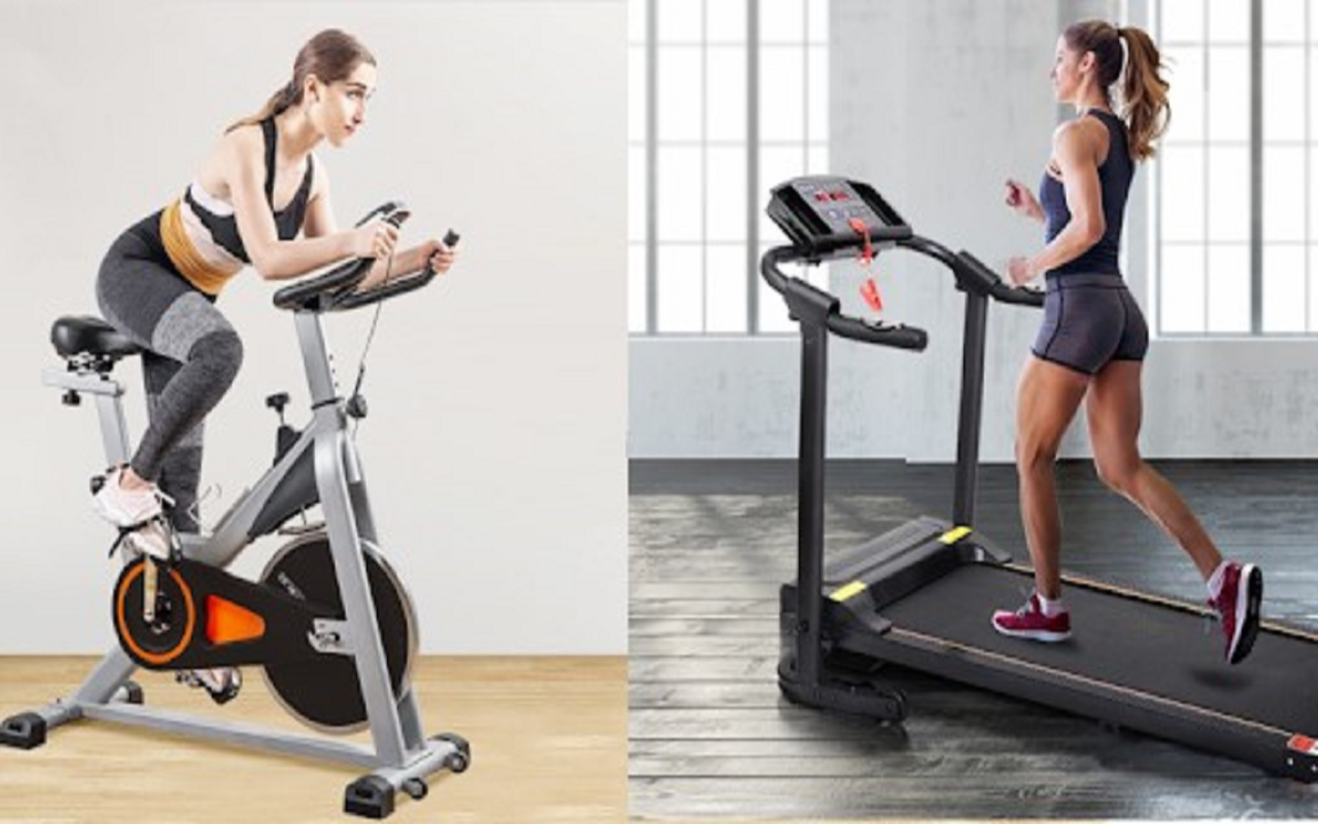 what is better a treadmill or an exercise bike