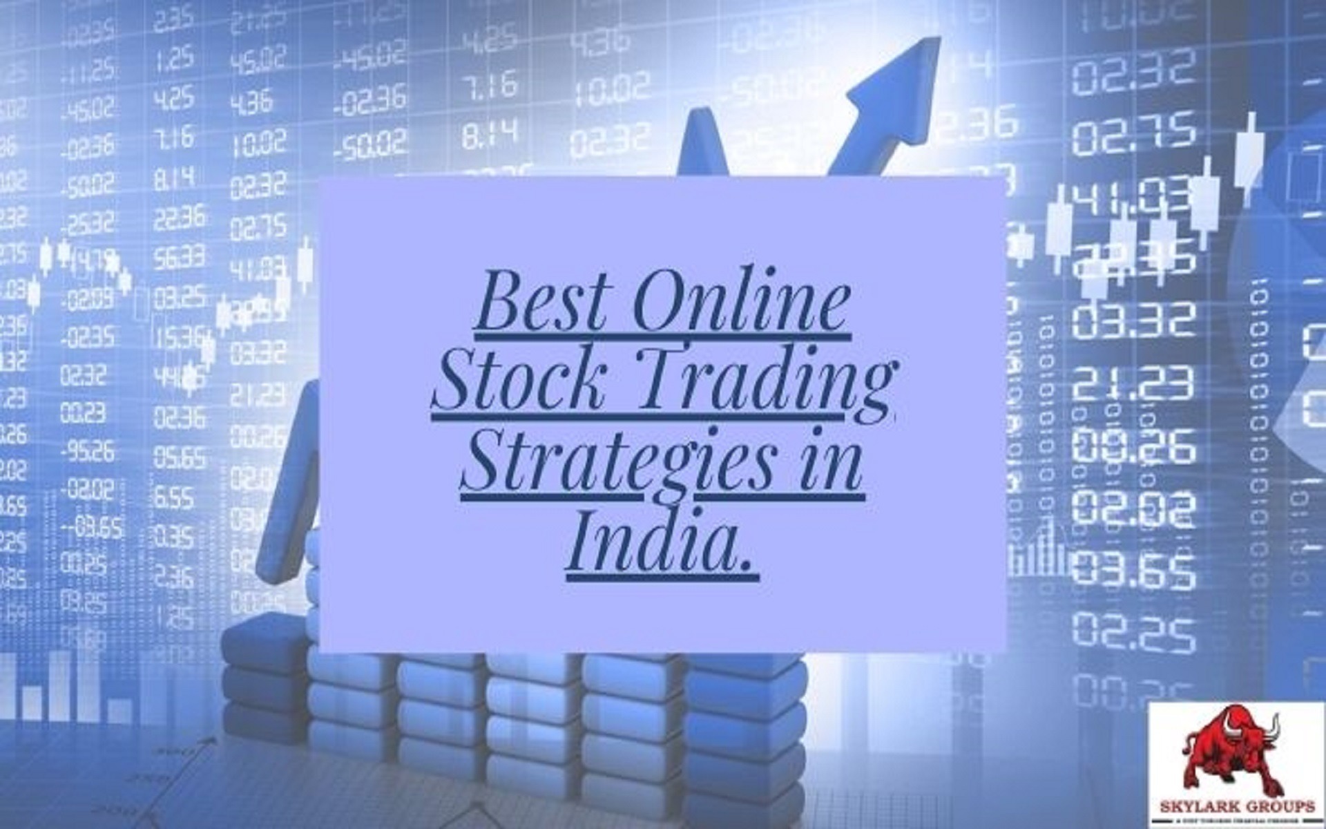 Best Online Stock Trading Strategies in India.