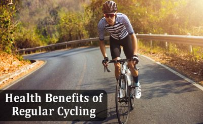 Health Benefits of Daily Cycling