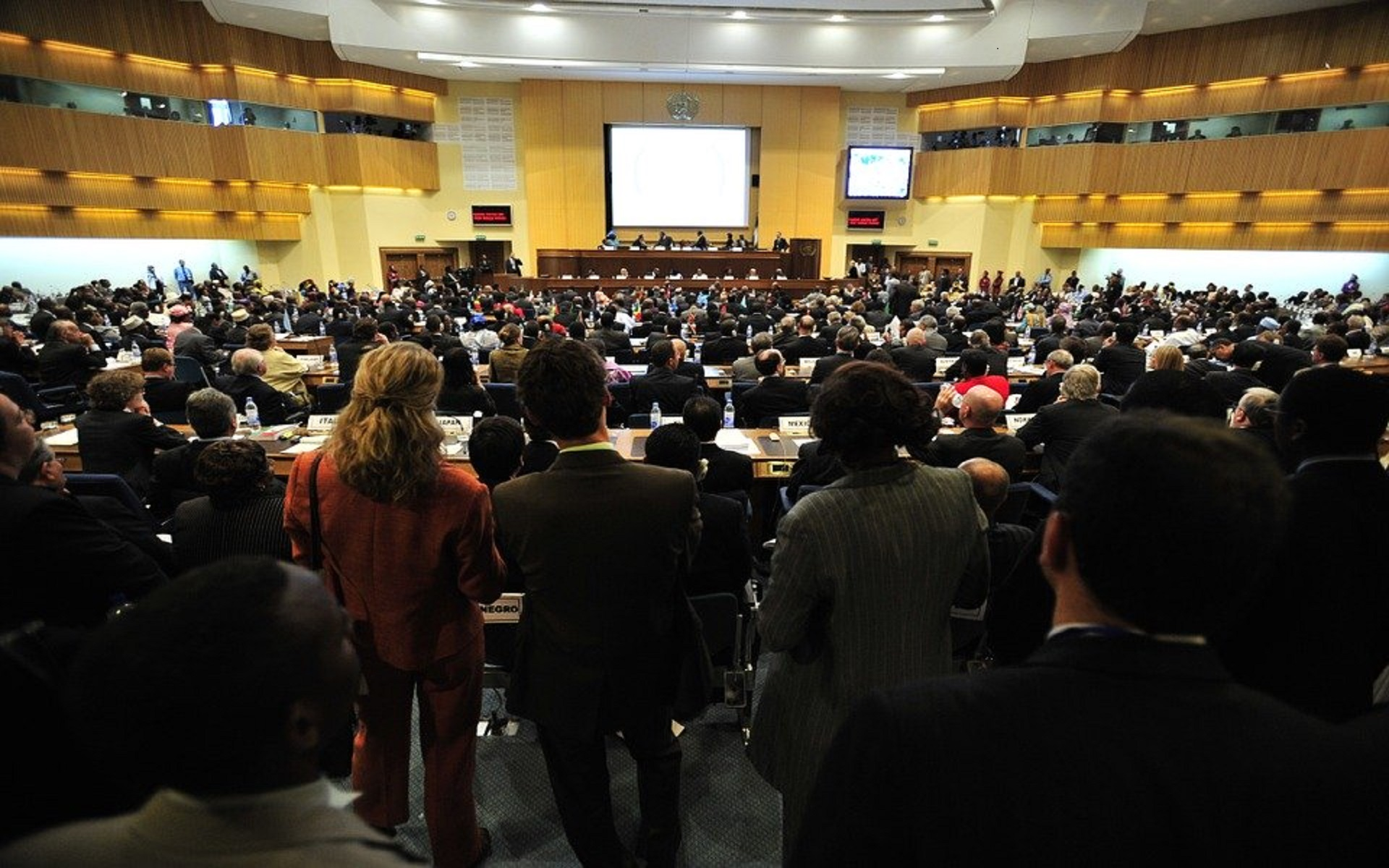 The benefits of attending live conferences