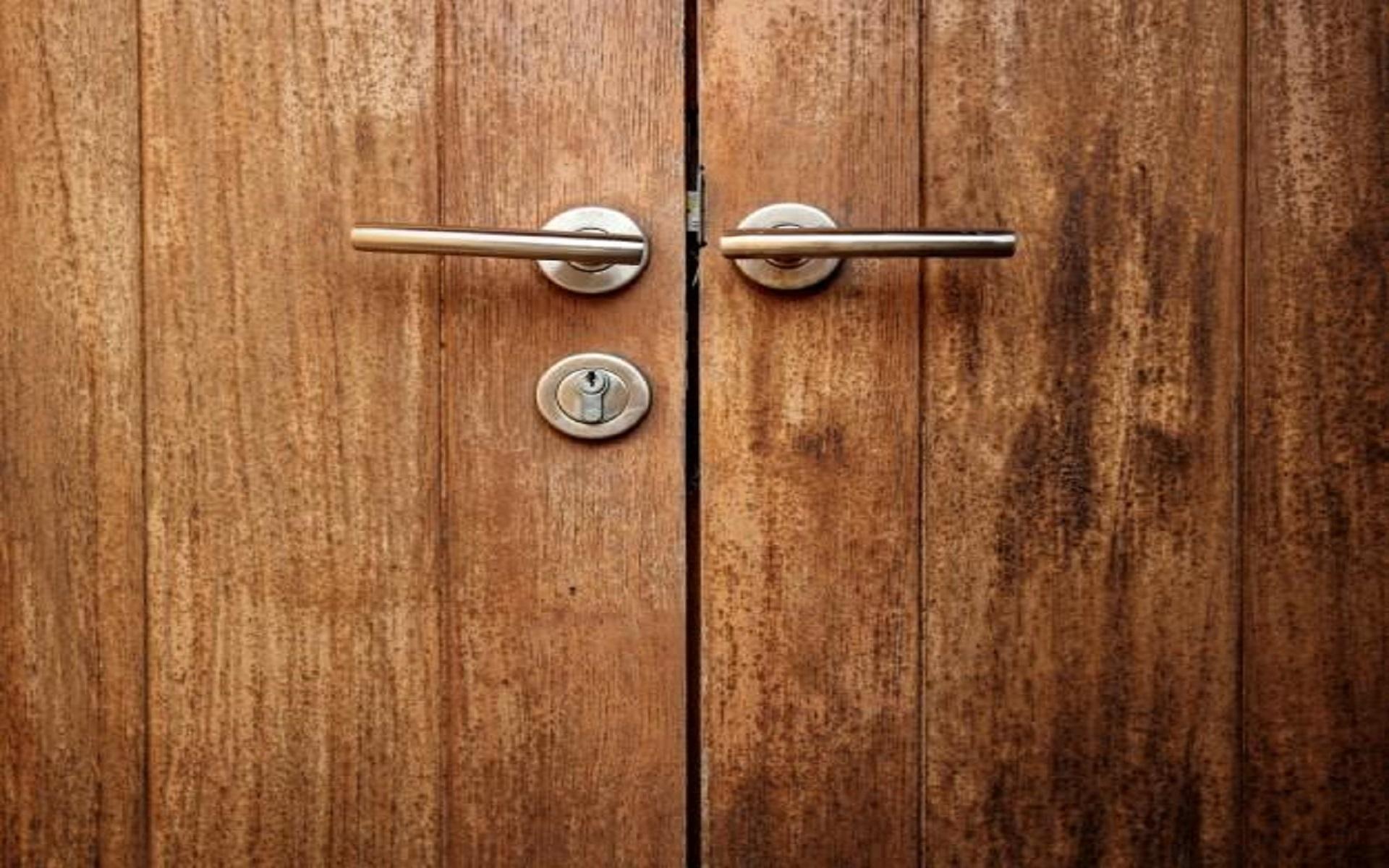 wooden door online