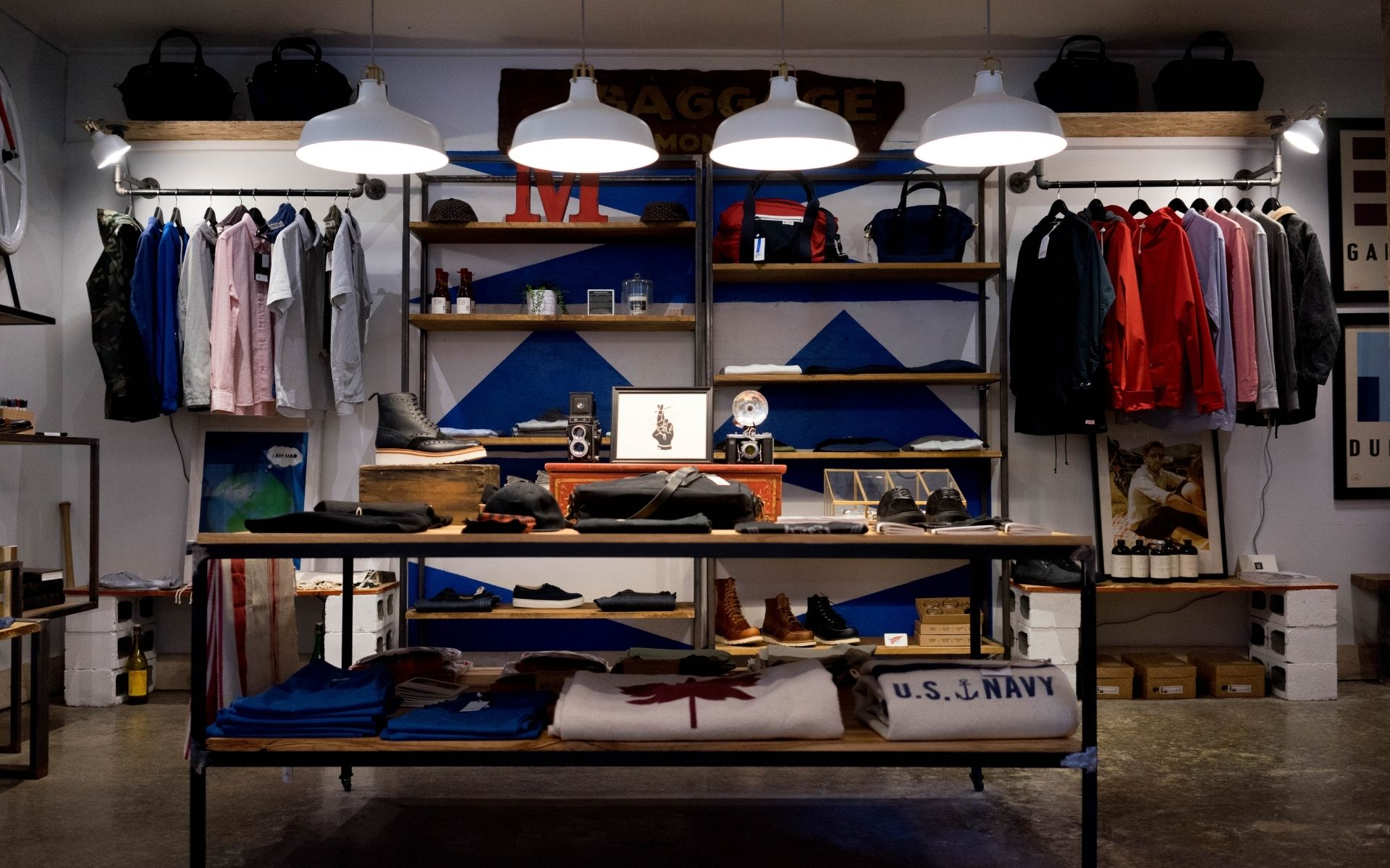 5 Tips On Choose the right retail store fixtures