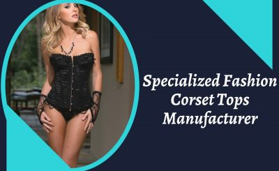 Fashion Corset Tops Manufacturer