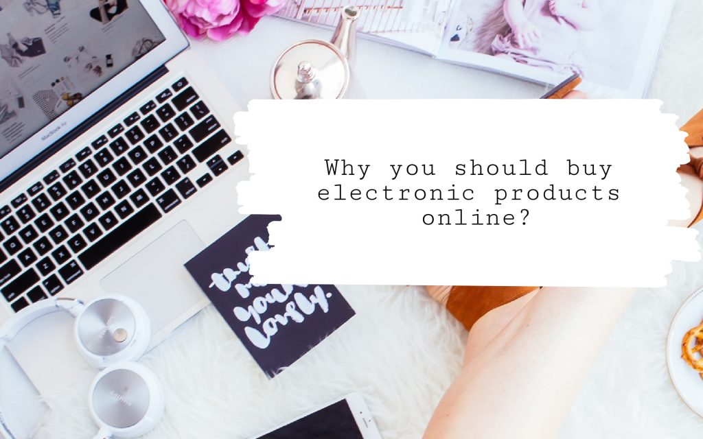 buy electronic product online