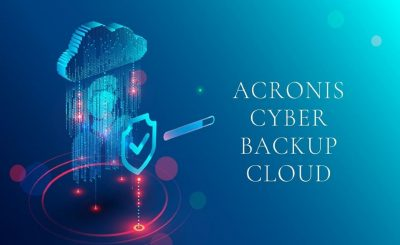 Acronis Cyber backup cloud