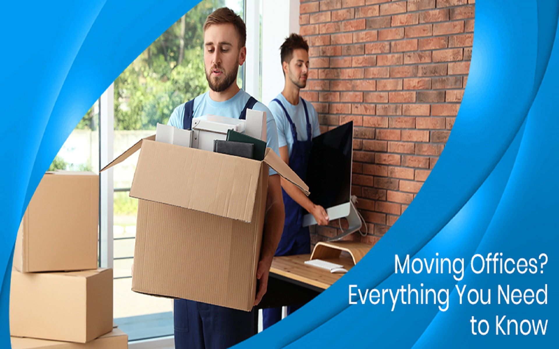 Everything You Need to Know About Office Moving - Man and A Van London