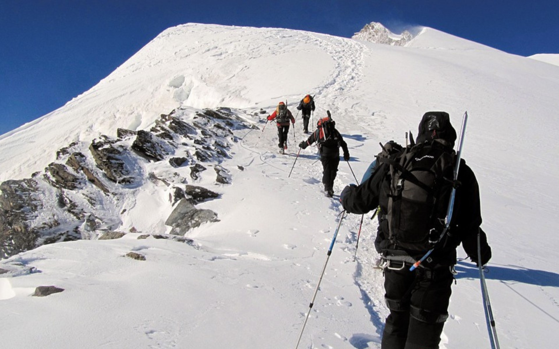 Mountaineering In Canada