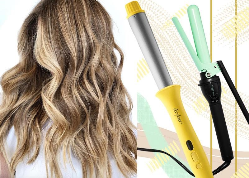 a Curling Iron Versus a Curling Wand1