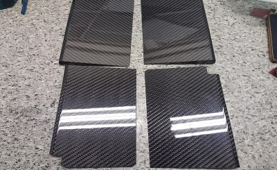 Carbon Fibre Machining