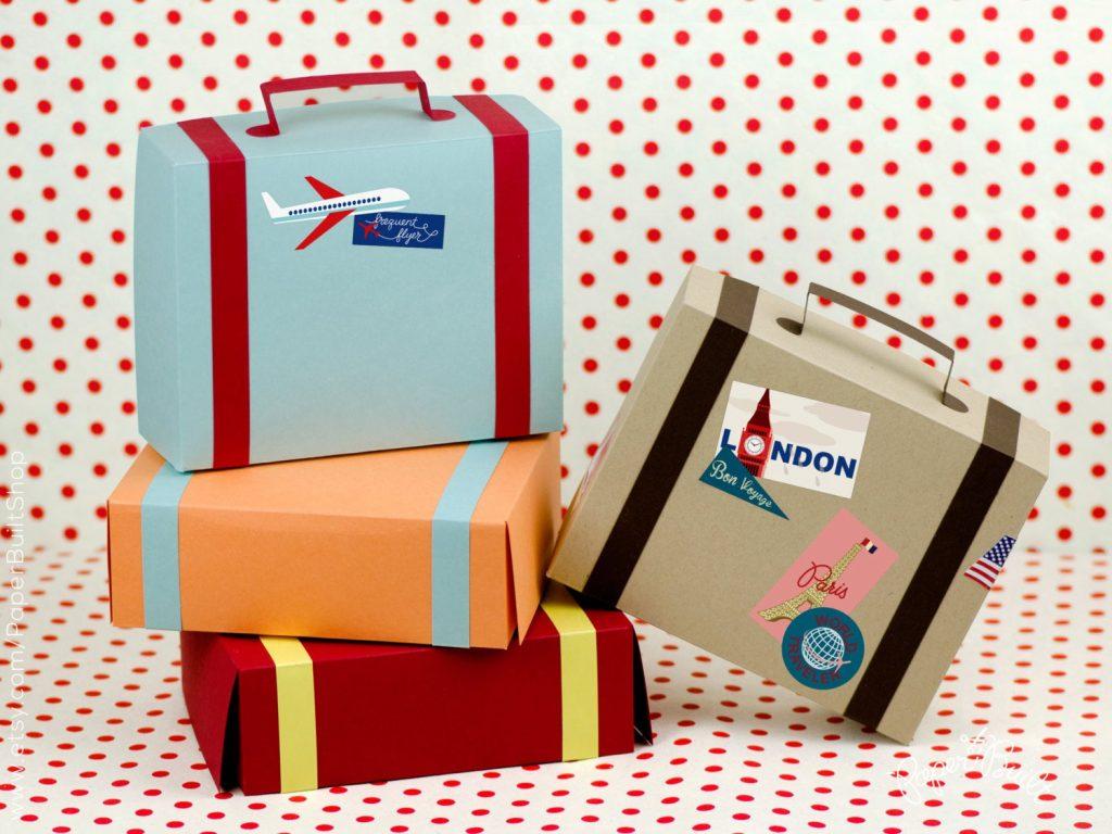 suitcase boxes UK