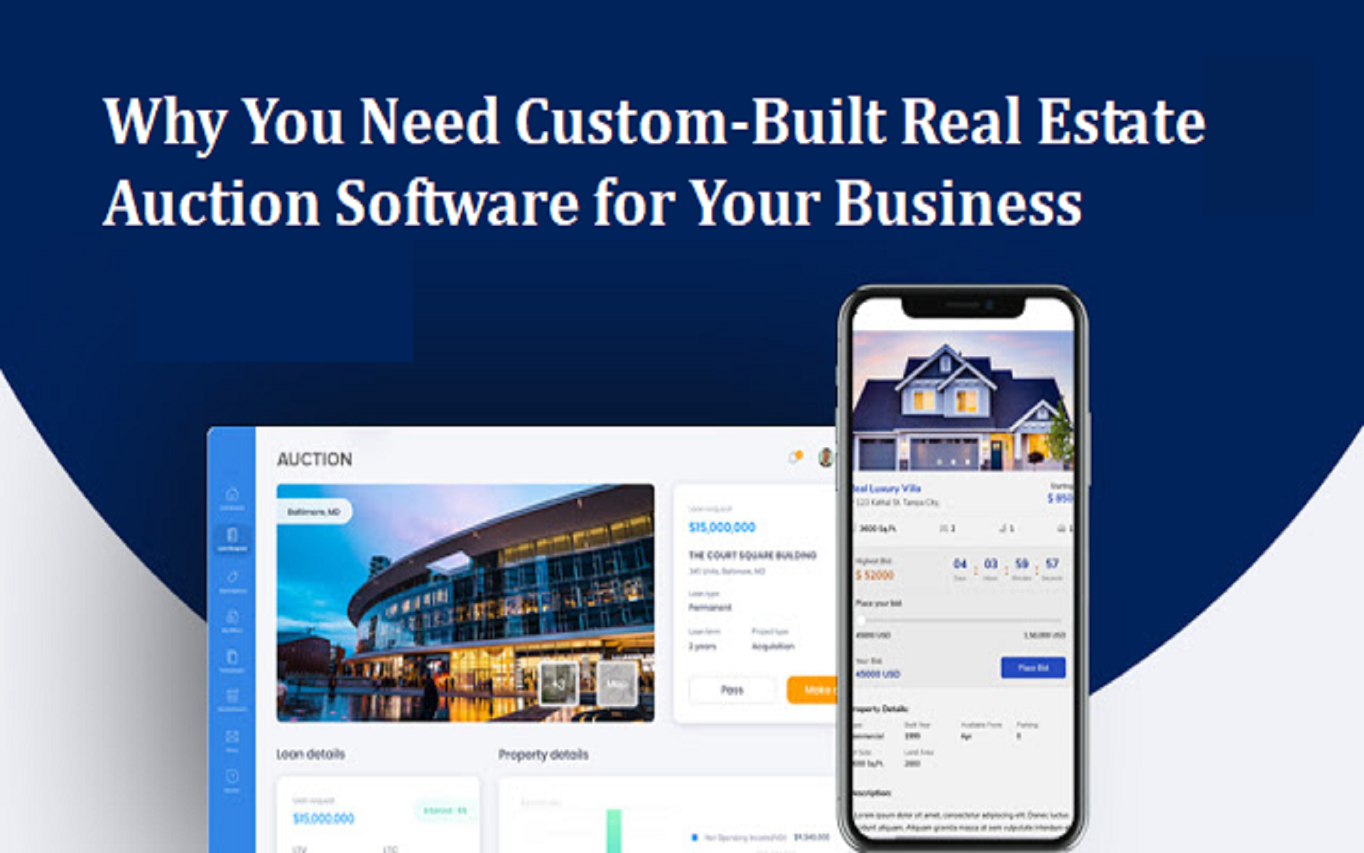 Real Estate Auction Software for Your Business