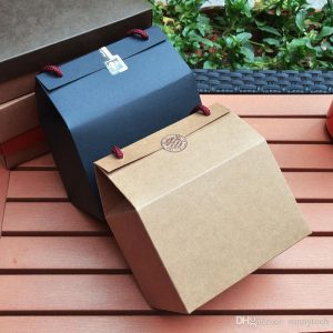 suitcase box packaging