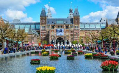 visit in Netherlands