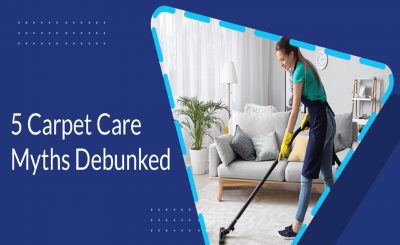 5 Carpet Care Myths Debunked - Ryan Carpet Cleaning