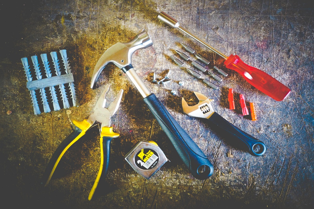 Tool-set for home repairs