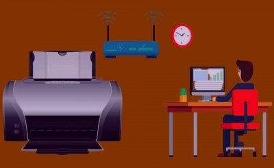 how to connect hp printer to Wi-Fi