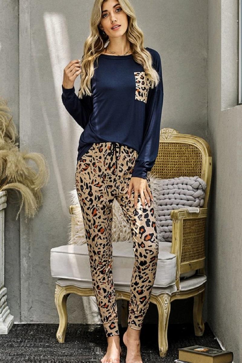 stylish and chic loungewear