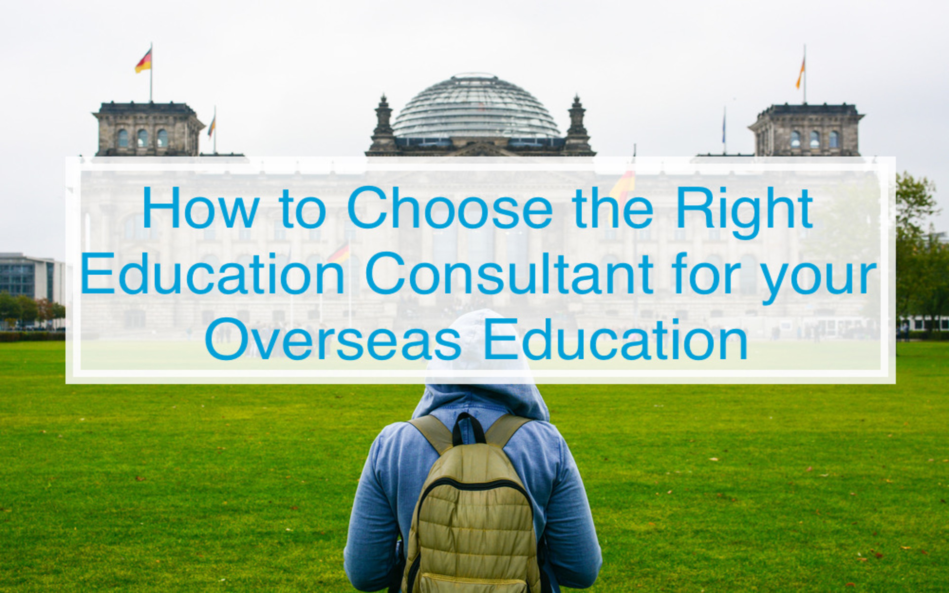 education consultant for your overseas education