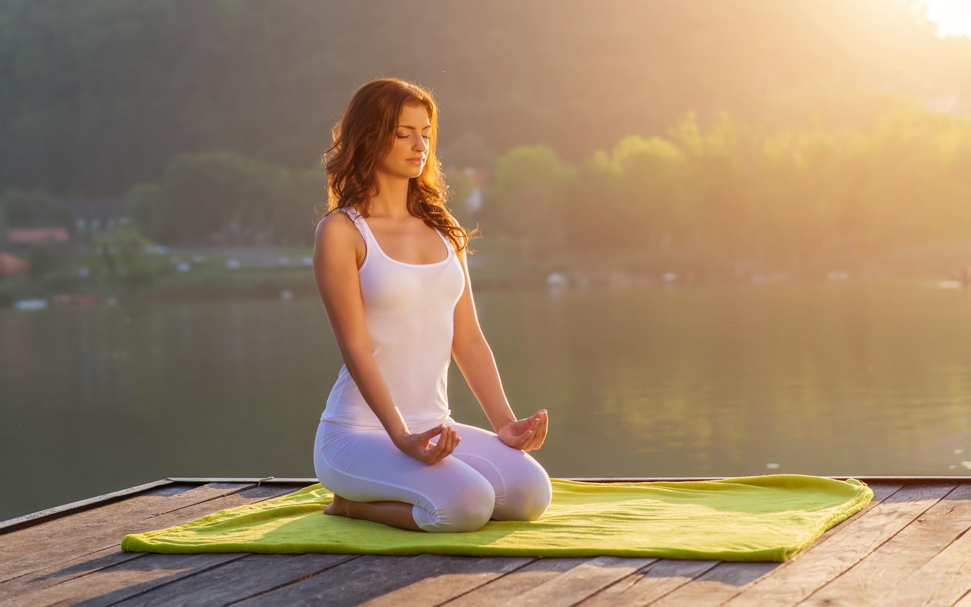 Yoga for Heart Blockage