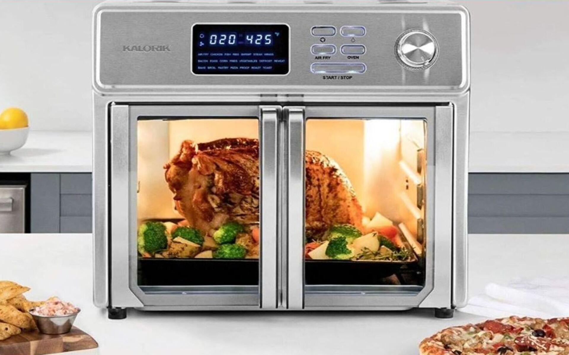 kalorik air fryer oven